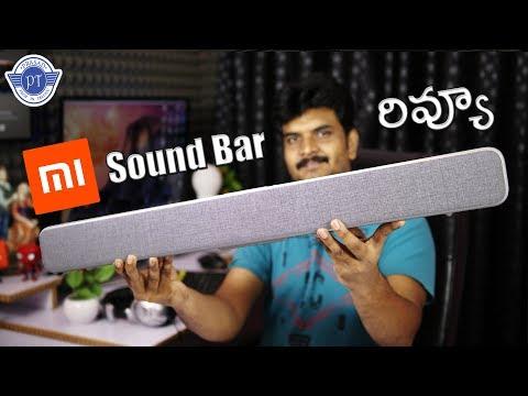 Xiaomi 33-inch TV Soundbar Review ll in telugu ll by prasad ll