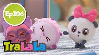 BabyRiki - Programul (Ep. 106) Desene Animate | TraLaLa