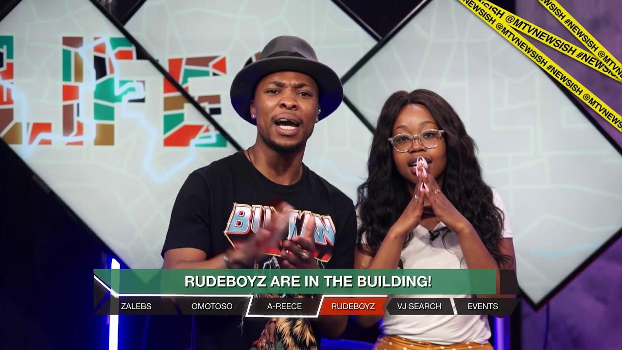 MTV NewsIsh/ZAlebs: Thando Thabethe's Cover Gets A Reaction
