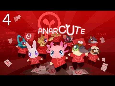 Anarcute Walkthrough: Reykjavik