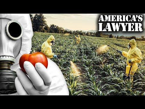Monsanto Hit With Major Lawsuit For Contaminating America With Poisonous Chemical