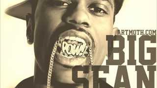Big Sean Ft. Nas & Kid CuDi - First Chain (LYRICS)