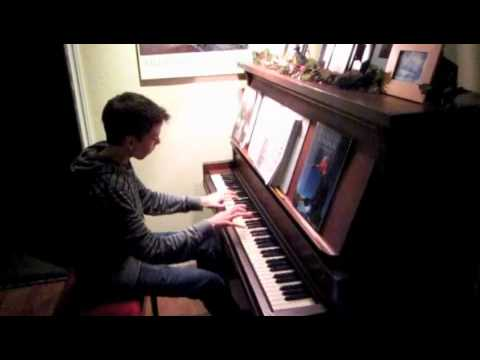Christmas Eve/Sarajevo 12-24 Piano Version by Kevin Moore