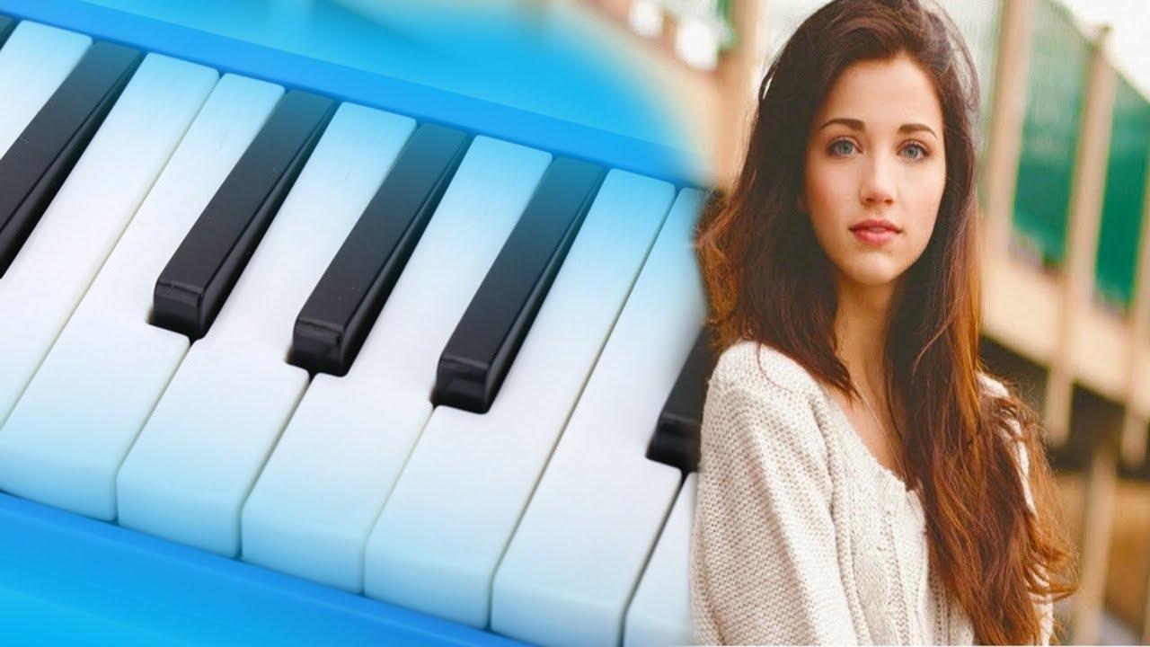 Cennetten Çiçek Melodika Notalar   Melodika Şarkıları