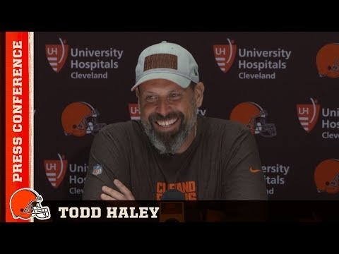 Todd Haley: I thought Baker did a lot of good things | Cleveland Browns