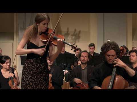 Johannes Brahms - double concerto op. 102 - Vilde Frang & Nicolas Altstaedt & CHAARTS