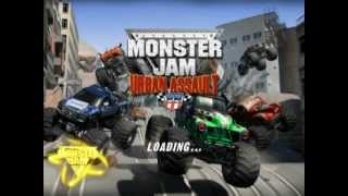 Monster Jam: Urban Assault (PS2 Gameplay)