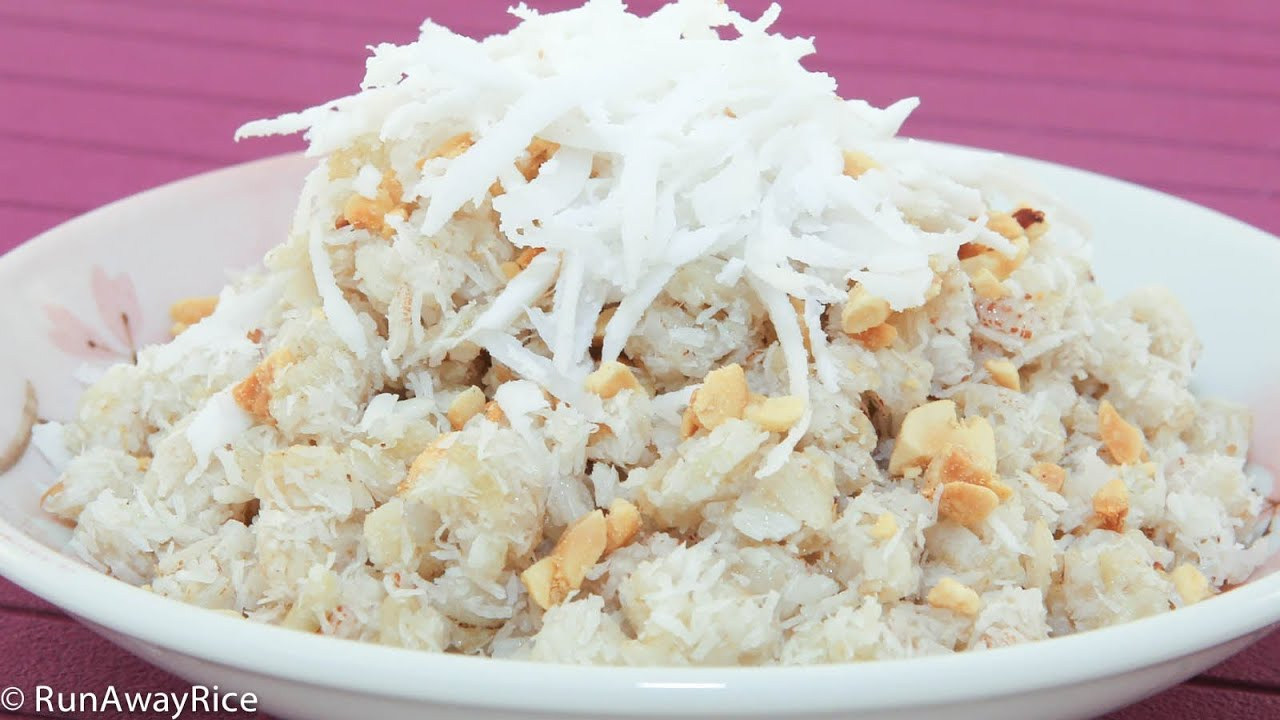 how to cook rice flakes