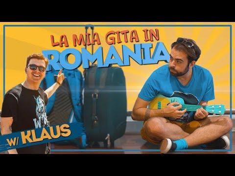 La mia gita in Romania w/Klaus