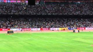 世界陸上北京 女子400m決勝 2015/8/27