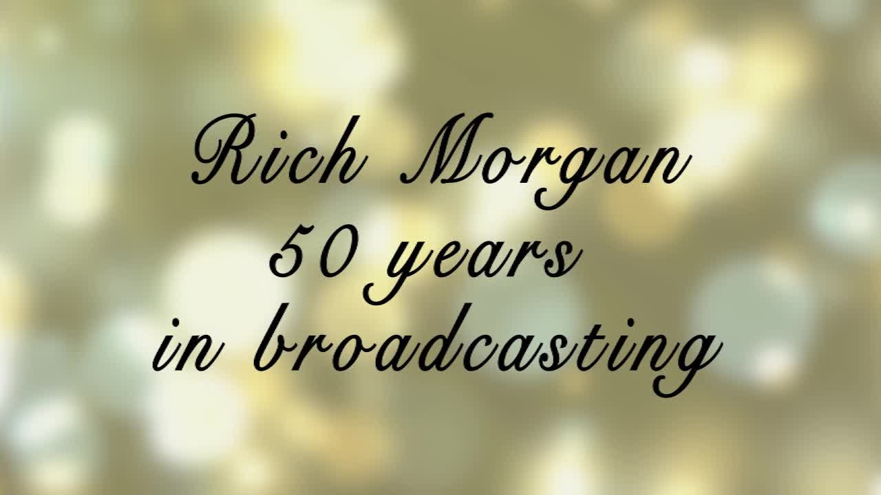 WKBN's Rich Morgan beginning newest venture -- retirement