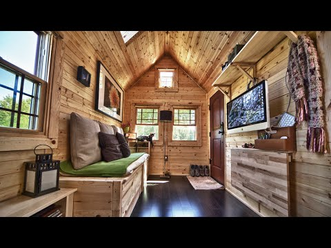 How To Live Mortgage Free Tiny House Youtube