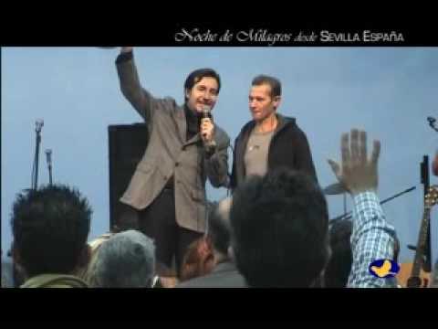 Milagros en España · Evangelista Manuel Ramírez de Arellano · Manuel y Toñy