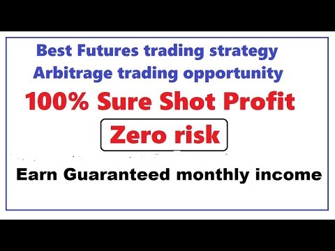 best futures trading strategy | futures arbitrage trading strategies
