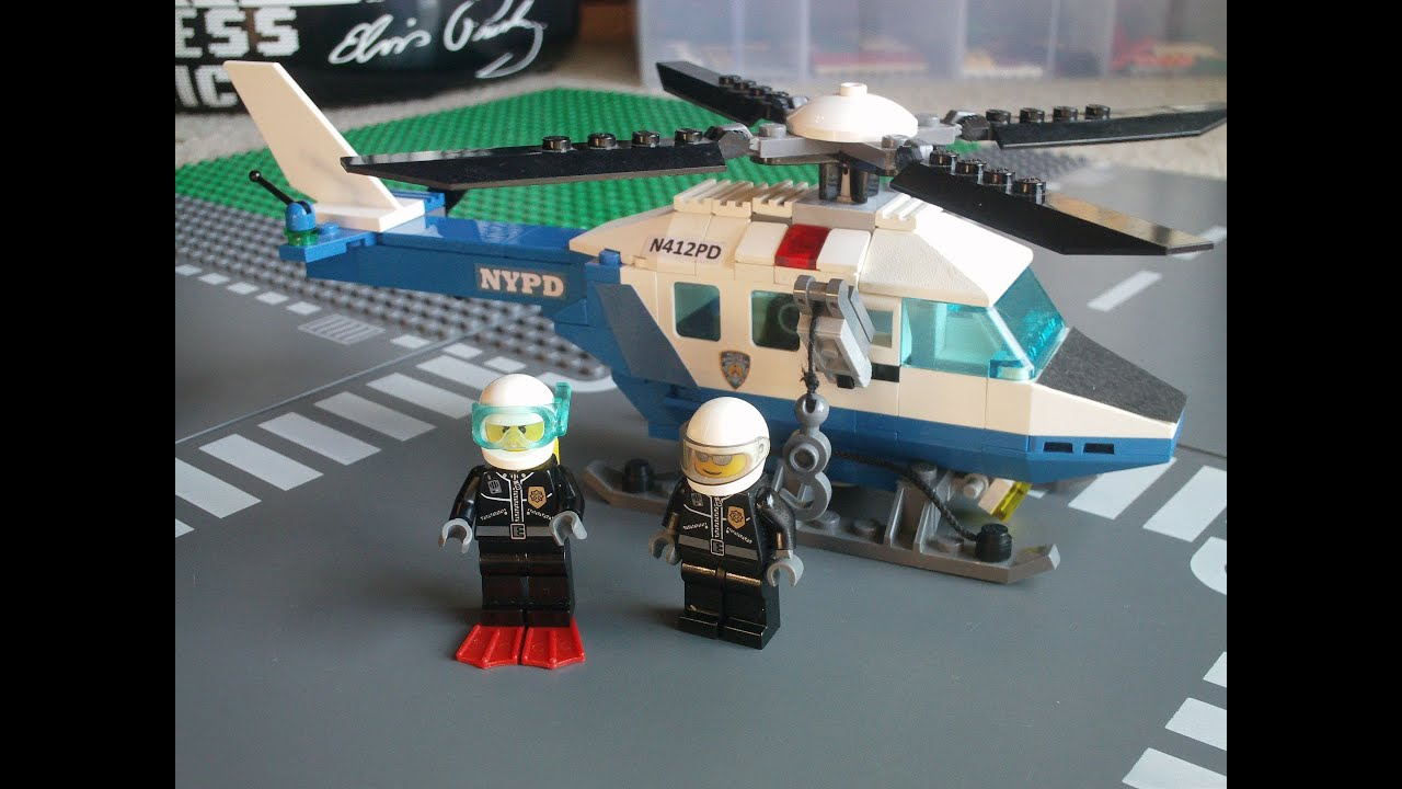 LEGO NYPD UPDATE 2 - YouTube