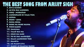 Gambar cover the best indian song from arijit singh 2018 - lagu india terbaik dari arijit singh 2018