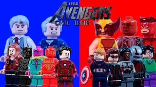 LEGO Avengers: Civil War Part 3 / LEGO Мстители: Гражданская Война Часть 3