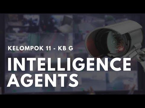 INTELLIGENCE AGENTS - Computer Vision CCTV & Painting Automotive Robot
