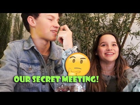 Our Secret Meeting 🤔 (WK 363) | Bratayley