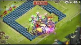 [FULL] Castle Clash HBM Wave AA1 - AE5