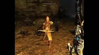 Играем в Skyrim: миссия 44 Пророк (За вампиров)