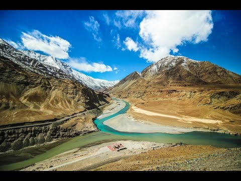 Of Deserts and Mountains - Ladakh