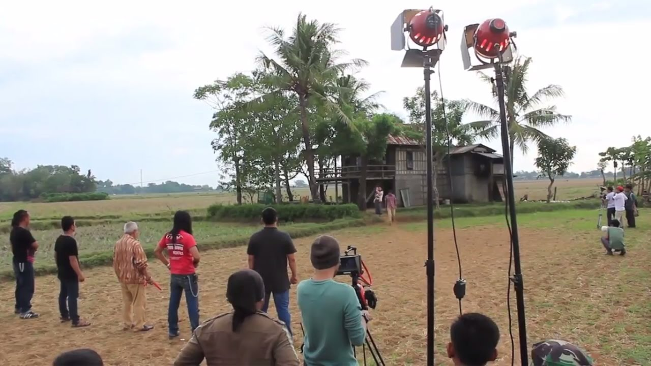 "Download Behind the scene Film ""SILARIANG"" . Kami Bangga Semua Lokal"
