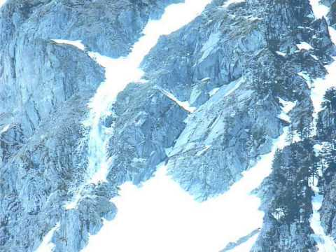 Avalanche Roc Blanc