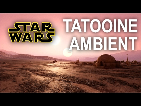 Star Wars Tatooine Ambient Music