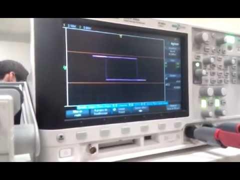 OP Amp hysteresis comparator (Schmitt trigger)