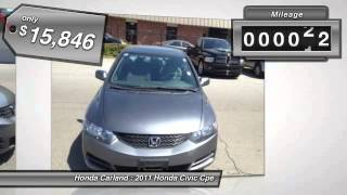 2011 Honda Civic Cpe Roswell, Cumming, Woodstock P96341
