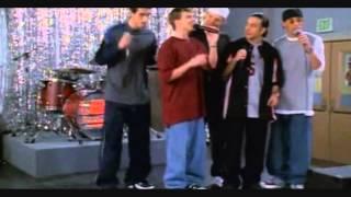Backstreet Boys en Sabrina Cosas de Brujas en Español de España (Castellano)