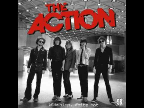 THE ACTION-tv's on the blink-1977 can
