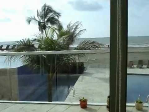 Apartamento amoblado para rentar en Cartagena / Furnished beach condo to rent