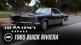 homepage tile video photo for Jay Leno, Danny Trejo and the 1965 Buick Riviera - Jay Leno's Garage