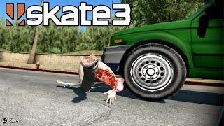 Skate 3 - Tire Pressure [Playstation 3 Gameplay]