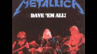 Dave em all seek and destroy 1982
