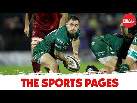 The Sports Pages: Six Nations squad, O'Neill-Keane reunion, Lowry's fast start