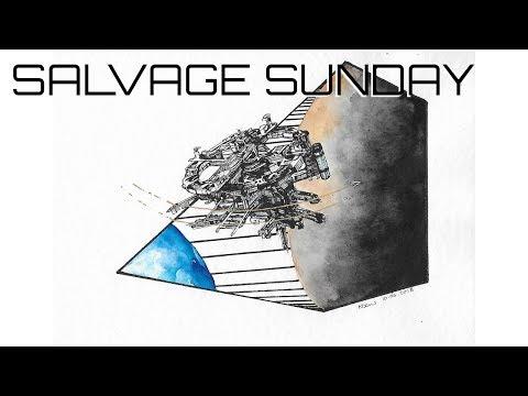 Stellaris - Salvage Sunday Live (TUSCANY!)