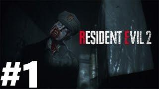 Resident Evil 2  (1) — Posterunek w Raccoon City