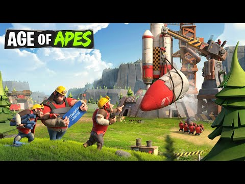 Nhận trọn bộ giftcode game Age of Apes miễn phí Hqdefault
