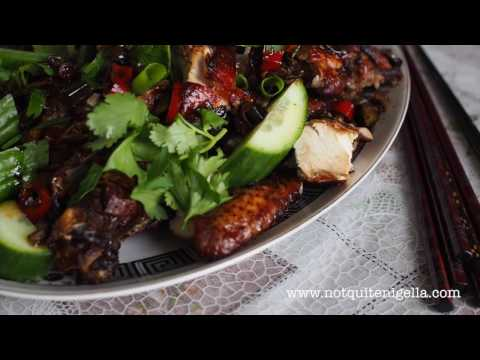 How To Make Shandong Chicken!