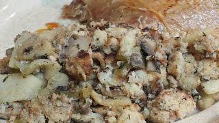 Gluten-free Turkey Stuffing