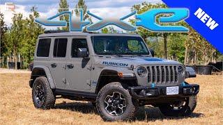 2021 Jeep Rubicon 4xe // Plug & Play  Perfection - IT JUST MAKES SENSE
