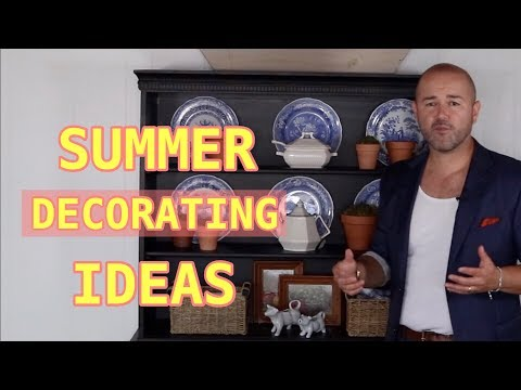 Dinning Room Decorate With Me / Summer Decor Ideas 2019