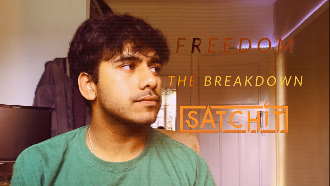 How a Bollywood Track Influenced My Song | Freedom by satchit | Beat Breakdown