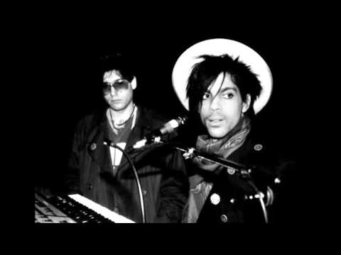 AlyJames Feat Legendary Doctor Fink ! (from Prince & the Revolution)