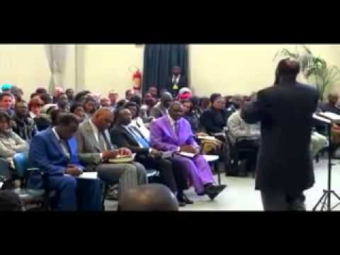 Italy Revival (Purpose of God's Visitation in the House) Prophet Owuor, 2-28-2015
