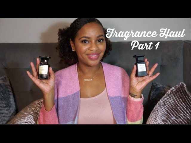 Perfume Haul Part 1 | Luxury, Niche, & Affordable