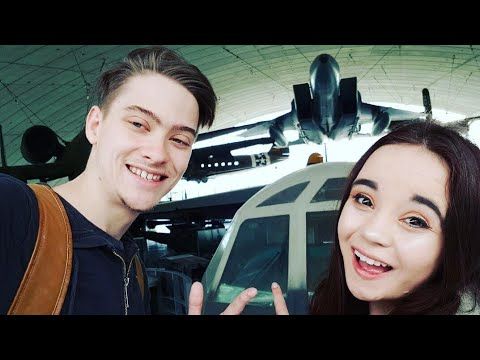 Duxford Imperial War Museum Vlog - May 2018
